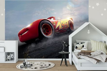 "Wallpaper mural Disney ""Lightning McQueen"""